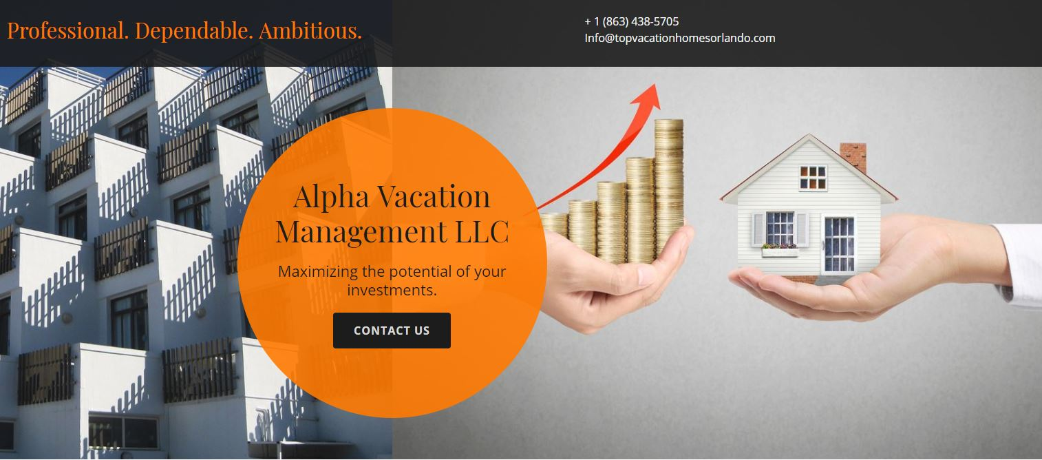 Vacation Home Property Management